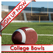 College Bowls League Signup Now