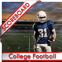 College Football League Scoreboard