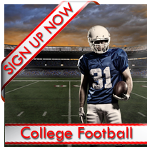 College Football League Signup Now