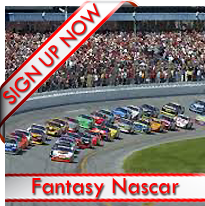 Fantasy Nascar Signup Now