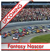 Fantasy Nascar Upcoming