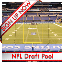 NFL Draft Pool Sign Up Now