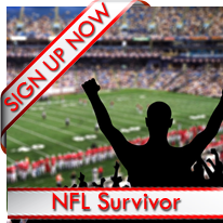 NFL Survivor League Signup Now