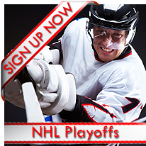 NHL Playoffs Signup Now