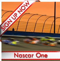 Nascar One Signup Now
